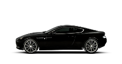 Aston Martin DB9 Rental by hours LCR