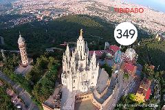 Tibidabo & Porsche 911 Carrera Coupe - 90min City Tour