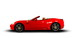 Ferrari California Rental by hours LCR