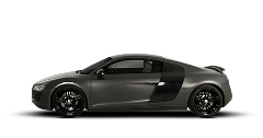 Audi R8 Rental by hours LCR