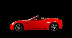 Ferrari California Rental by days LCR