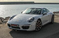 Porsche 911 4S Rental by hours