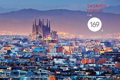 Sagrada Familia & Ferrari California - 40min City Tour