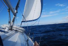 """Sailing Experience 90"""" & Lamborghini Huracan 20"""" (LH41)"""
