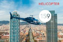 """Helicopter Experience 10"""" & Porsche 911 Coupe 20"""""""