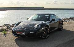 Porsche 911 Coupe Nightly Rental