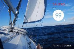 "Sailing Experience 90"" & Porsche 911 Coupe 20"""
