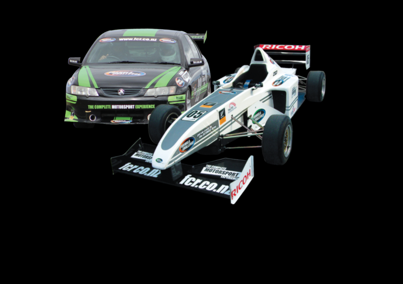 Ultimate Driving Experience | Drive a V8 and Single Seater - 8 Laps Taupo