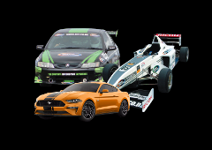 Gift Card - V8 or Single Seater or Ford Mustang Experience
