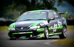 Drive a V8 Race Car  - 10 Laps Taupo