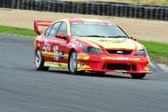 Drive  a V8  -  6 laps Taupo*