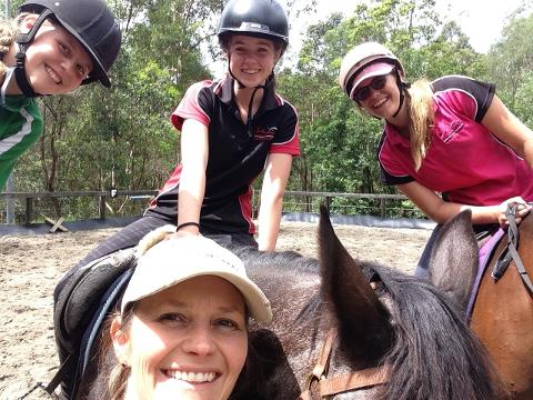 HORSE DAY EXPERIENCE for groups