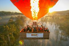 Hot Air Balloon ride and Full Day Premium Winery Tour - Gold Coast Pickup