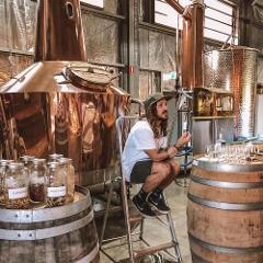 Cape Byron Distillery Tour