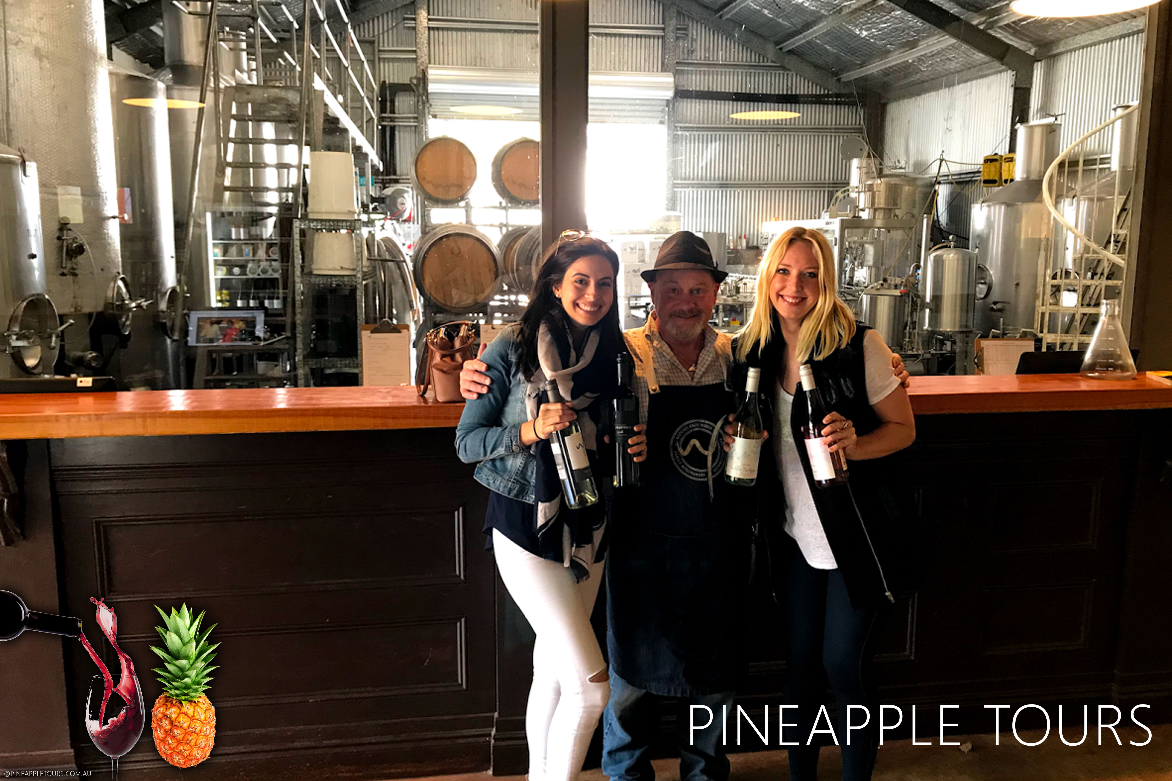 Full Day Mount Tamborine Winery Tour - Gold Coast Pickup