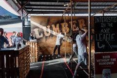 Lumber Punks - Axe Throwing + Beer - Gold Coast