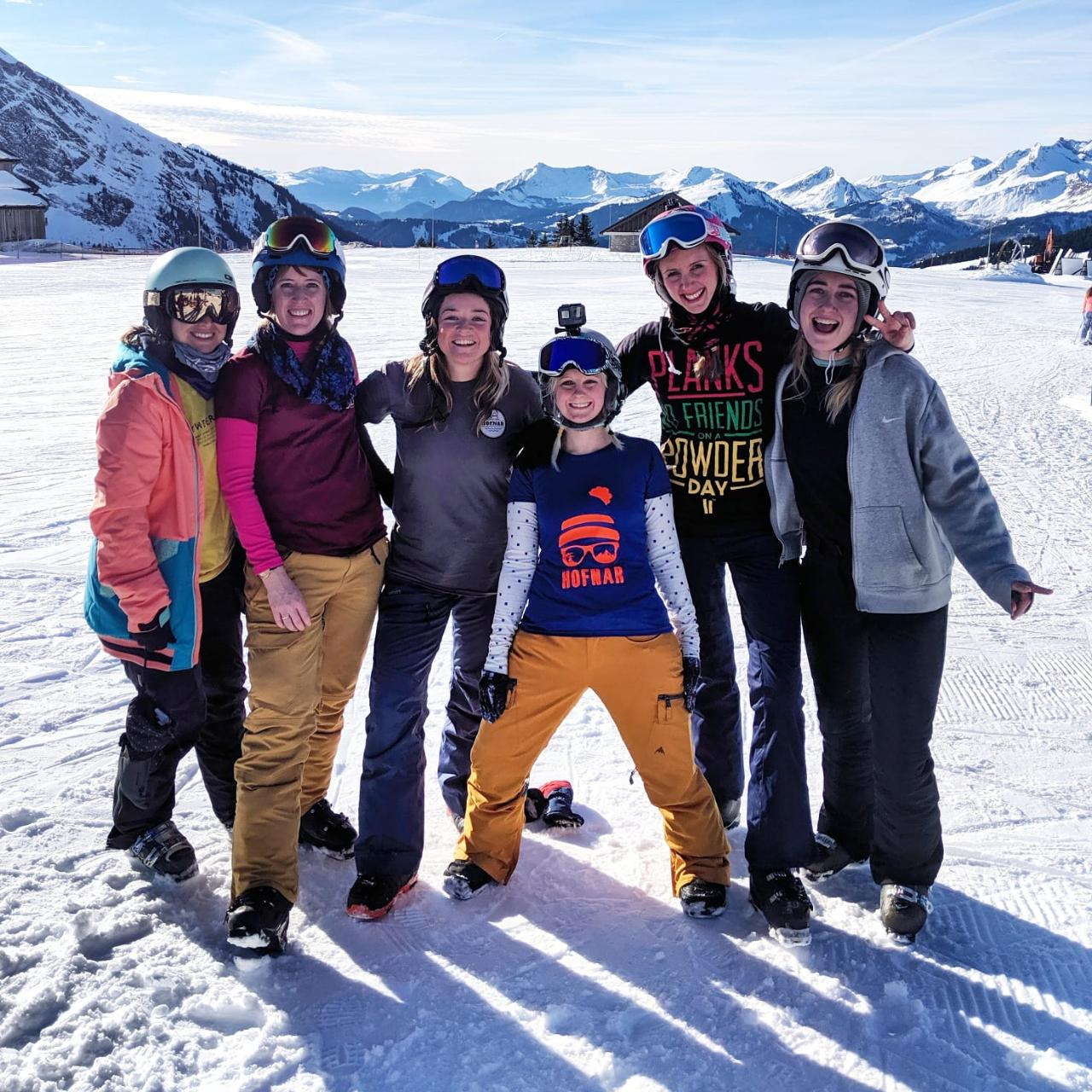 Women only - skiing & well being week