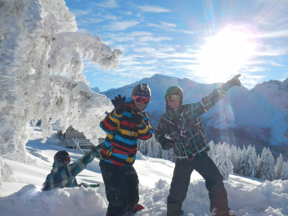 Skiing / Snowboarding, Introduction to Off Piste, w/c 22 January 2022