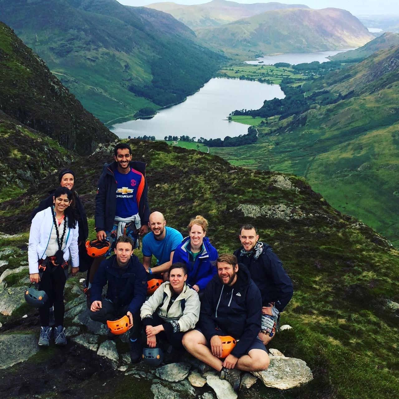 Lake District Adventure Weekend