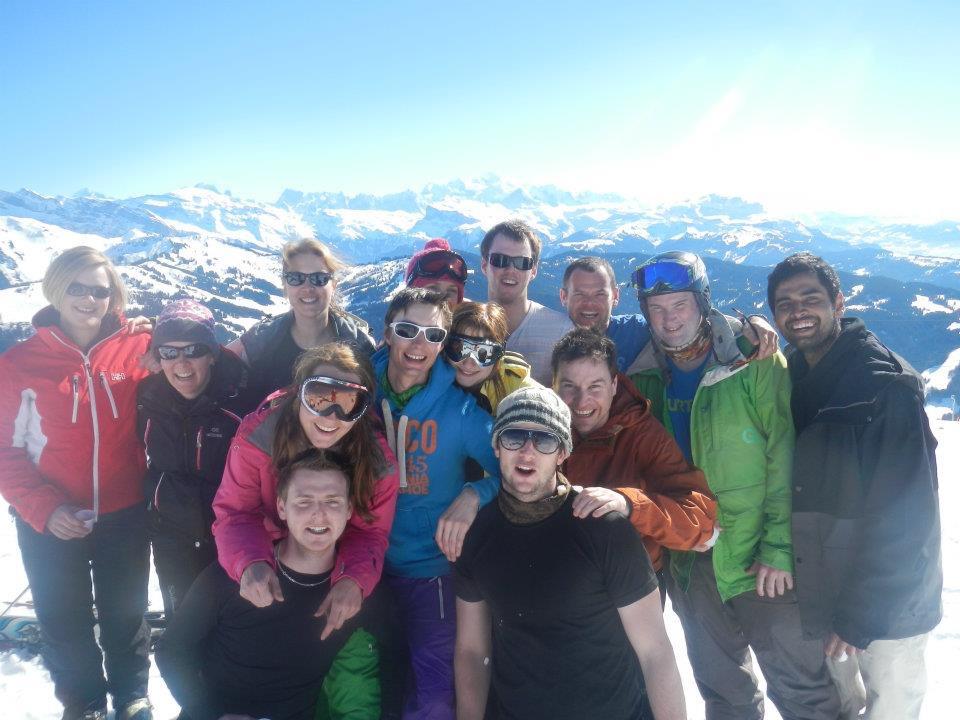 Regular Skiing / Snowboarding Trips, Morzine - French Alps (Chalet Hubert)