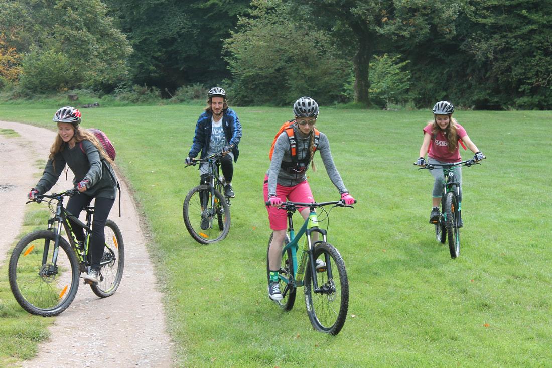 Yoga & Mountain Bike Retreat