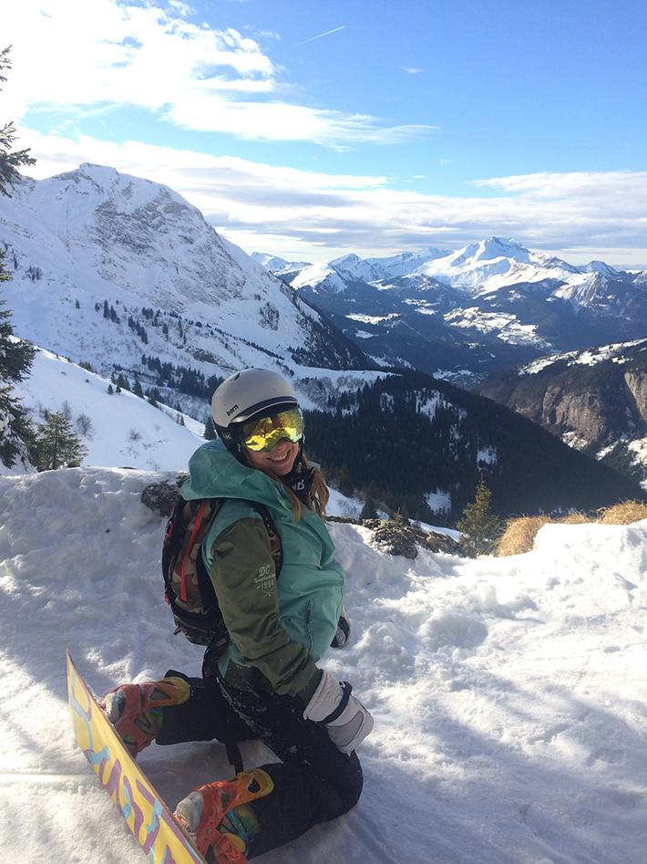 Girl Gang Week! Morzine - French Alps (Chalet Skade)
