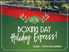 Boxing Day Express - Departs Sunday 26th December - Gympie to Amamoor (Return)