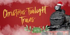 Christmas Twilight Train - 10th December - Christmas in Amamoor - Gympie to Amamoor (Return)