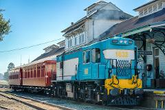 Wednesday Gympie to Amamoor (Return) Heritage Diesel Locomotive until 27th February,  Heritage Steam Locomotive from 6th March