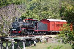 The Classic Rattler Run - Departs Sat - Sun Gympie to Amamoor (Return)