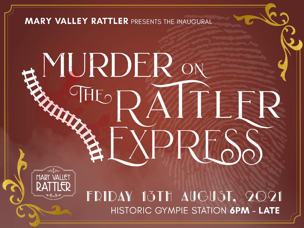 Murder on the Rattler Express