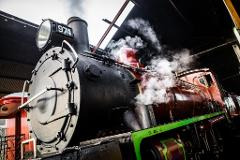Fire & Steam Twilight Train - Friday 22nd February - Special Event