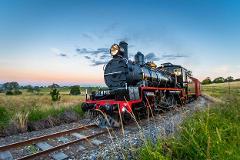 BIRTHDAY TRAIN Double Steam Day - C17 Locomotive No. 967 - Mon 5th Oct - Gympie to Amamoor (Return)