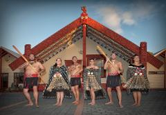 EXPRESS: Rotorua & Whakarewarewa Geothermal Maori Village - Tauranga Shore Excursion