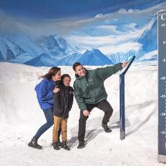 EXPRESS: Christchurch International Antarctic Centre Express - Akaroa Shore Excursion