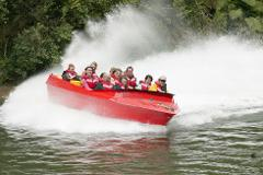 Kaituna Forest Canyon Jetboat and Hells Gate Experience - Tauranga Shore Excursion