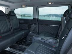 One Day Luxury Minivan Charter