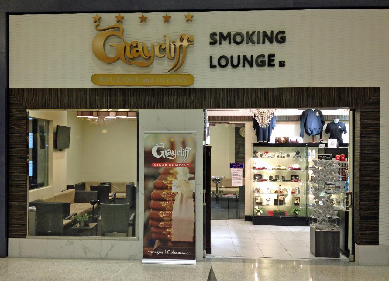Graycliff Airport Lounge - Cincinnati/Northern Kentucky Airport (CVG)
