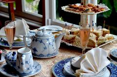 Graycliff Afternoon Tea