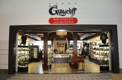 Graycliff Airport Lounge - Nassau International Airport *US Departures*