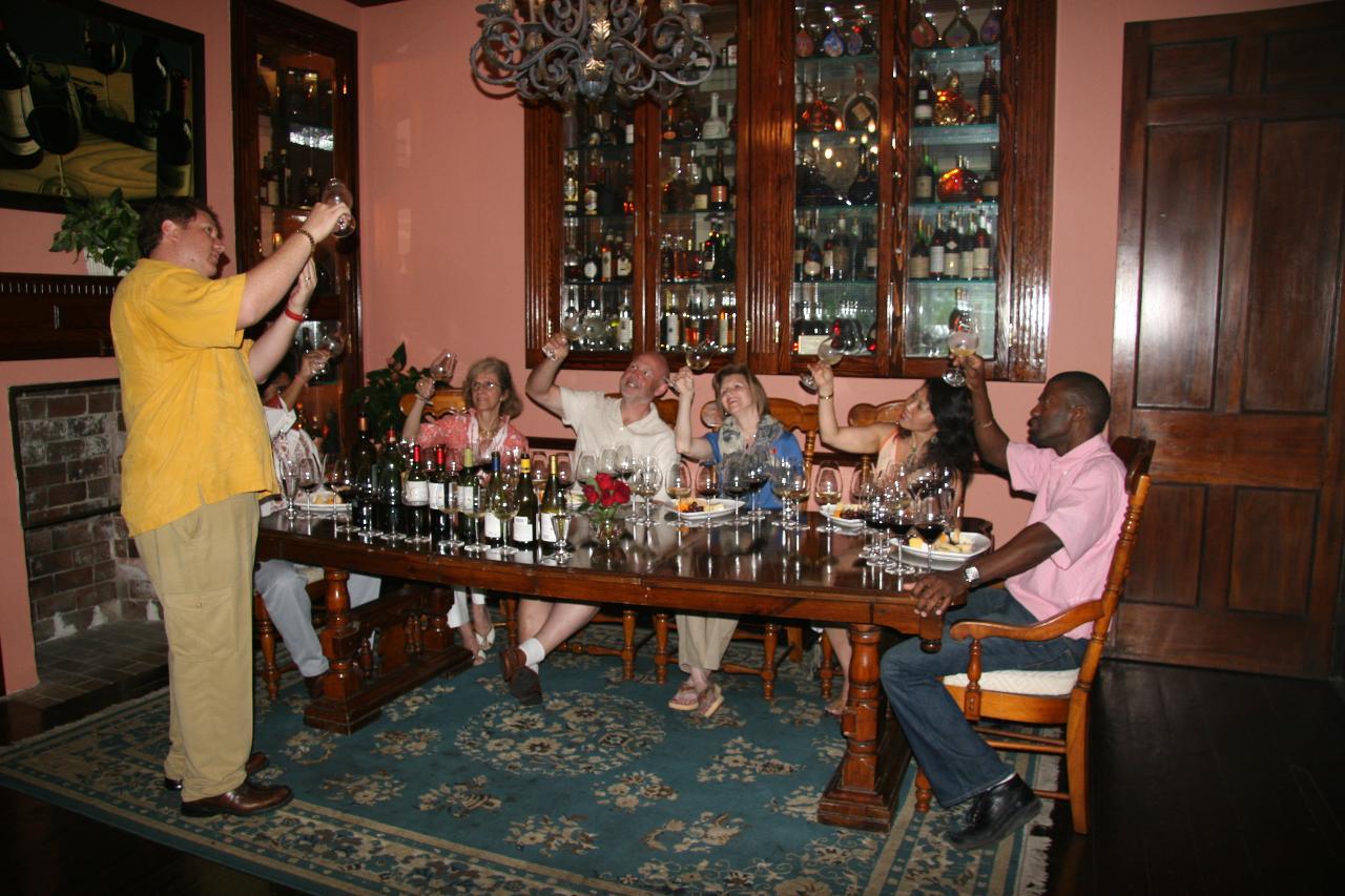Graycliff Wine & Cheese Pairings From Around the World