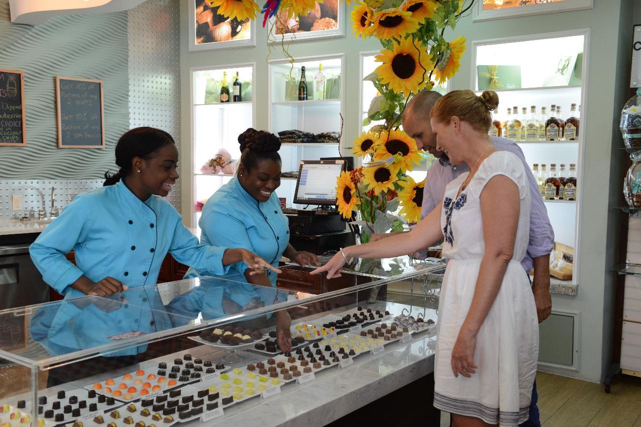 Graycliff Chocolatier- Factory Tour