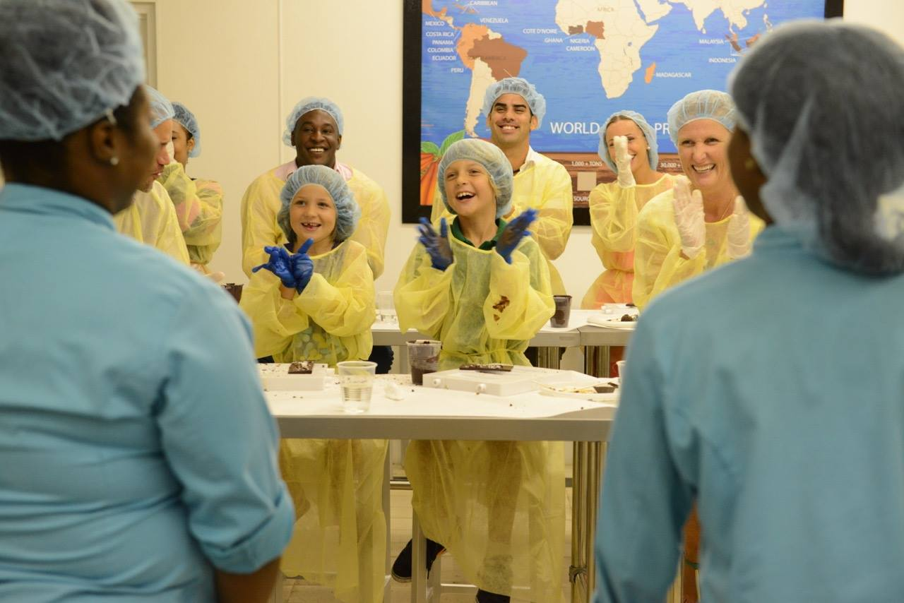 Graycliff Chocolatier - The Art of Chocolate and Factory Tour