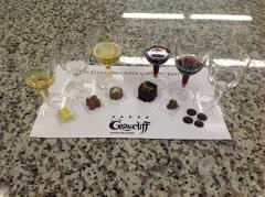 Graycliff Chocolate & Spirits Pairing