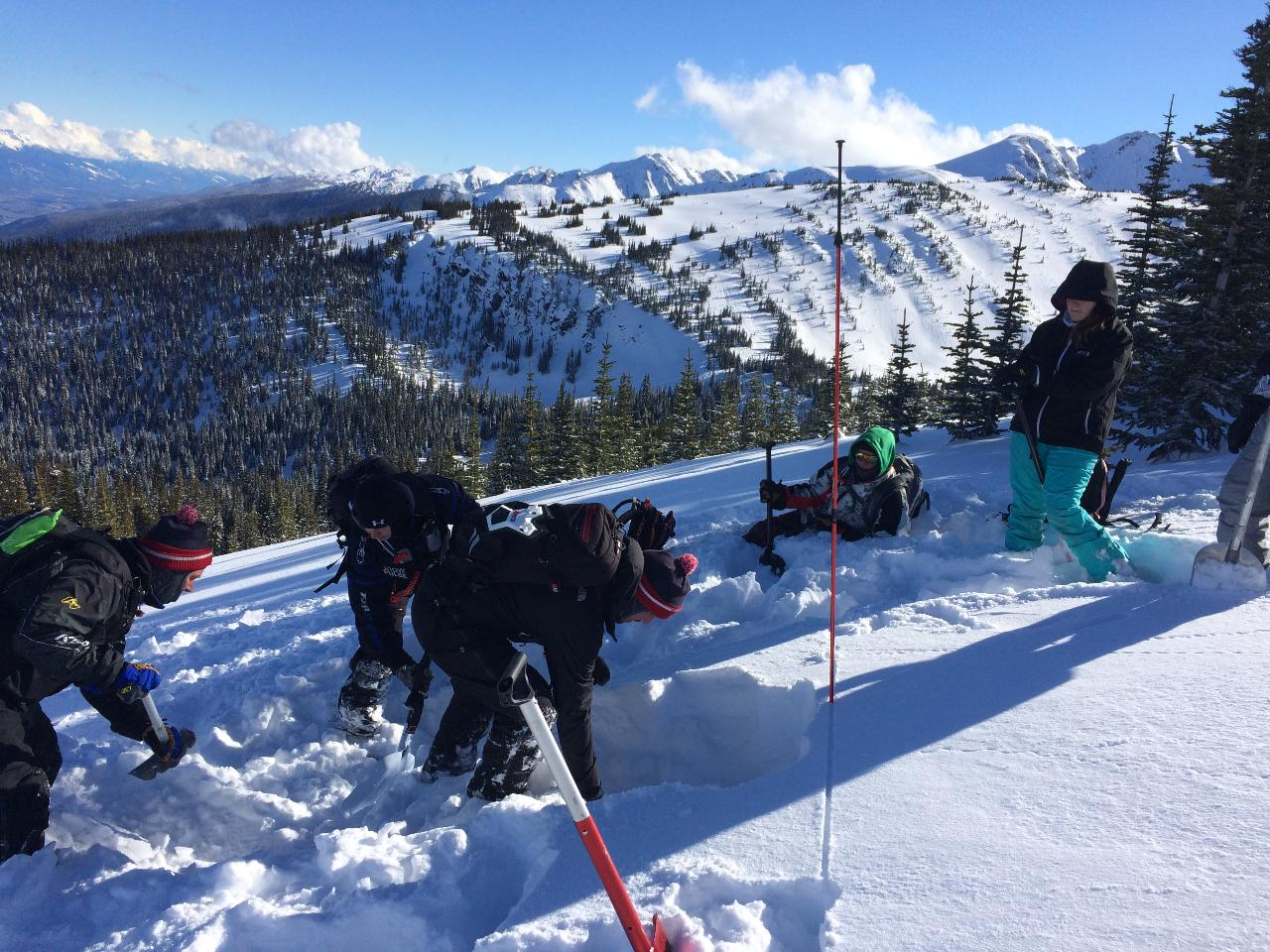 Snowmobile AST 1 - Full Course - Online Class & Field Day in Golden, BC
