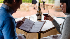 Maxwell Restaurant with Wine Pairing for 1 Gift Voucher