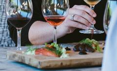 Canape & Wine Flight