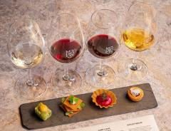 Premium Wine Tasting & Canapes for 2 Gift Voucher