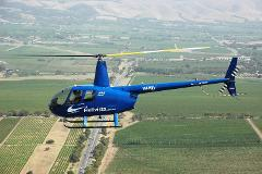 Helicopter Flight & Fine Dining Gift Voucher For 2