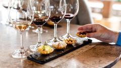 Premium Wine Tasting & Canapés for 2 Gift Voucher